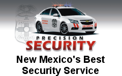 Precision Security, Security Guard Services, Albuquerque, New Mexico